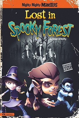 Lost in Spooky Forest By Oreilly, Sean/ Arcana Studio (ILT)